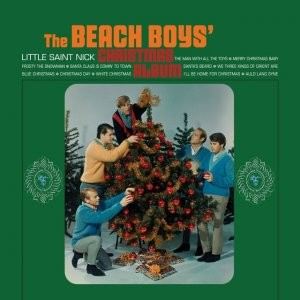 beach boys white christmas