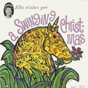 Ella Fitzgerald - A Swinging Christmas